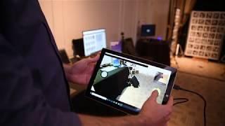 Room scanning using LiDAR Camera L515 demo