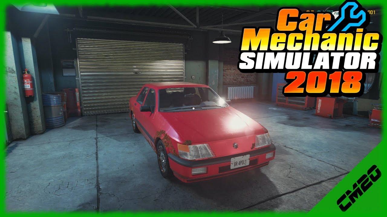 Car Mechanic Simulator 2018 - Ep 2 - It smells like Mushrooms?
