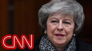 LIVE: UK PM Theresa May faces no-confidence vote