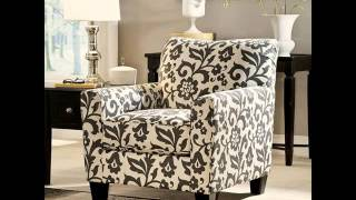 Accent Living Room Chairs Armchairs & Upholstered Chairs