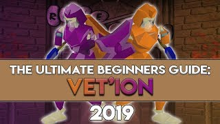 2019 Vet'ion Guide (2 SAFESPOTS) - Everything You Need to Know