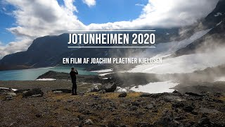 Jotunheimen 2020 - a five day hike in august