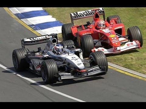 F1 2003 Highlights
