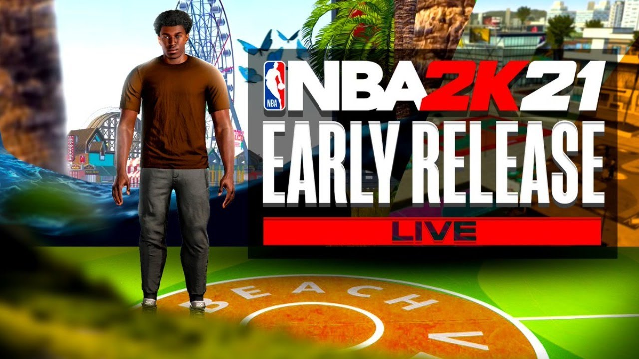 NBA 2K21 Early Access: When can we start playing NBA 2K21 ...
