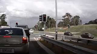 Bad driving around Canberra: Mar - Oct 2014