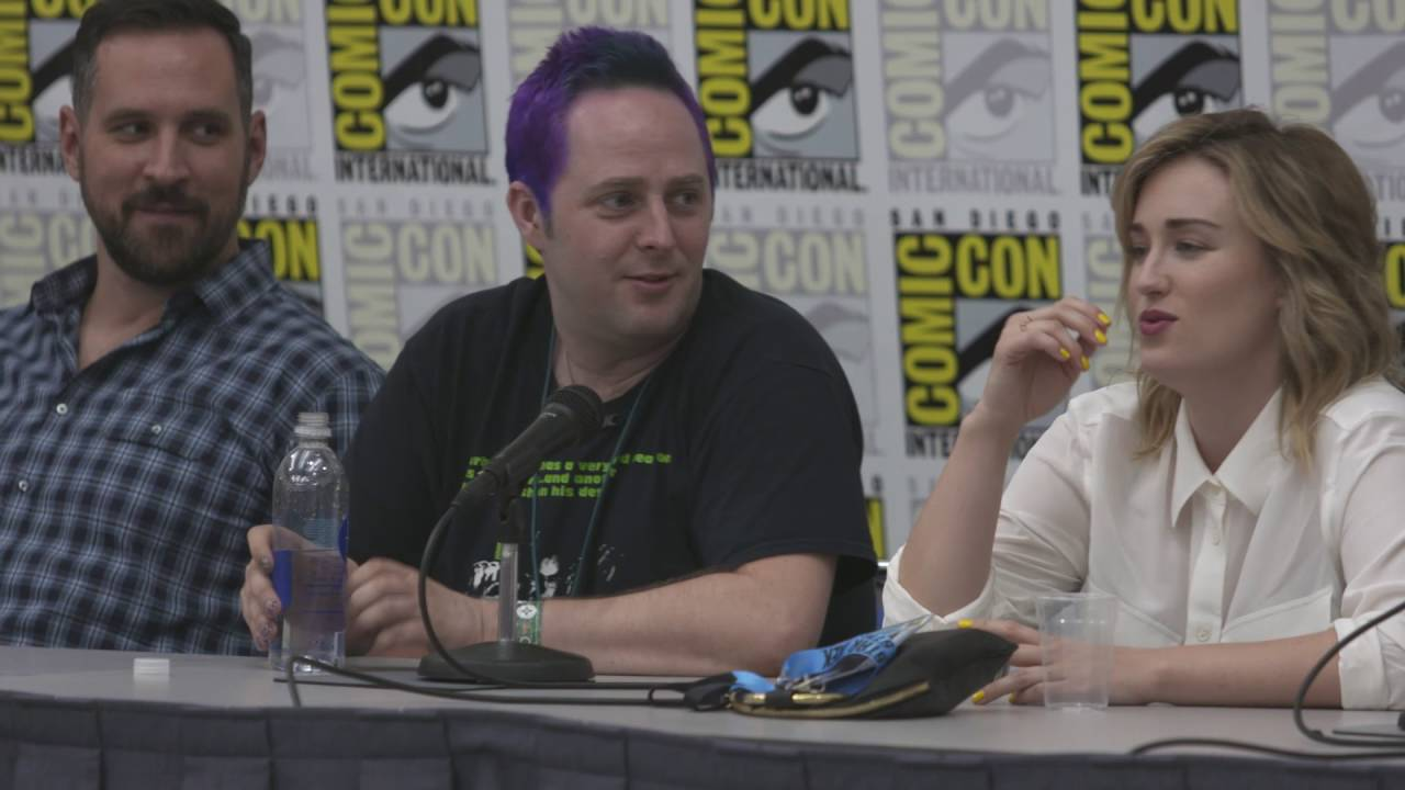 Critical Role Live at San Diego Comic Con 2! - The cast of Critical Role live at Camp Conival, during this year's San Diego Comic Con 2016!