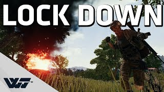 LOCK DOWN - Defending a compound like a boss! - PUBG
