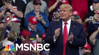Joe: President Donald Trump's Manchester Rally Is A Reminder For Dems | Morning Joe | MSNBC