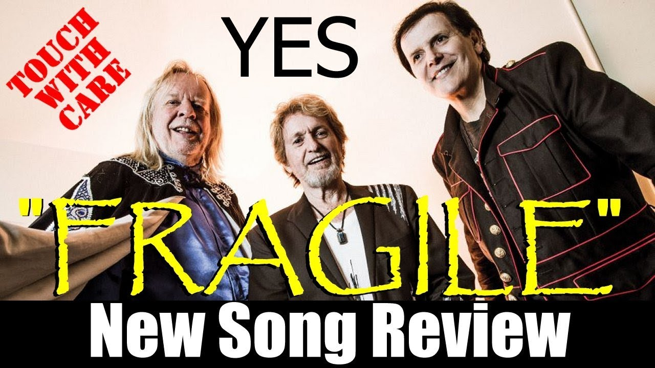 yes featuring anderson rabin wakeman a fragile return and review youtube. Black Bedroom Furniture Sets. Home Design Ideas