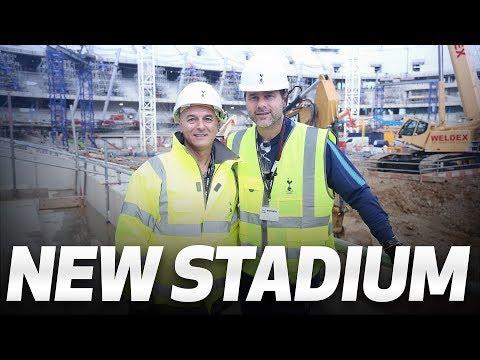 MAURICIO - THE NEW STADIUM WILL BE A DREAM COME TRUE