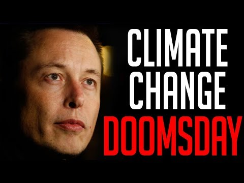 Elon Musk's Final Warning About Climate Change