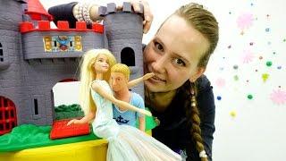 Видео для девочек: Кен спасает Барби