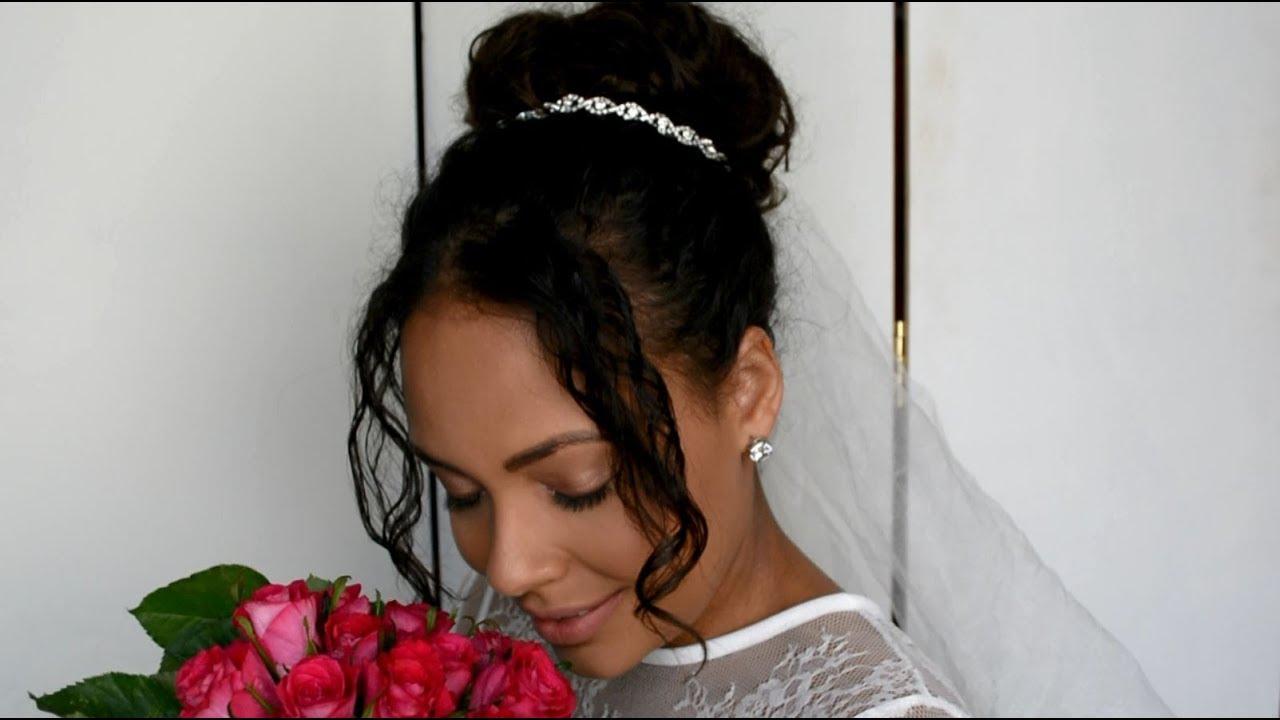 Maquillage Et Coiffure De Mariage Wedding Hair Makeup