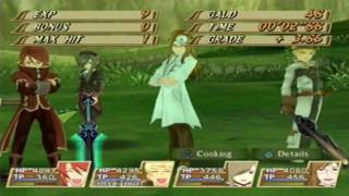 Tales of the Abyss - Victory Quotes - You
