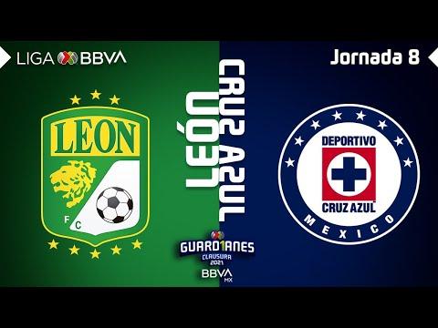 Club Leon Cruz Azul Goals And Highlights