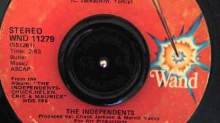 The Independents - No Wind, No Rain