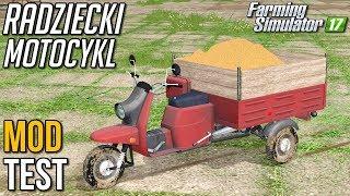Radziecki motocykl [MOD TEST] - Farming Simulator 17   (130k subów special)