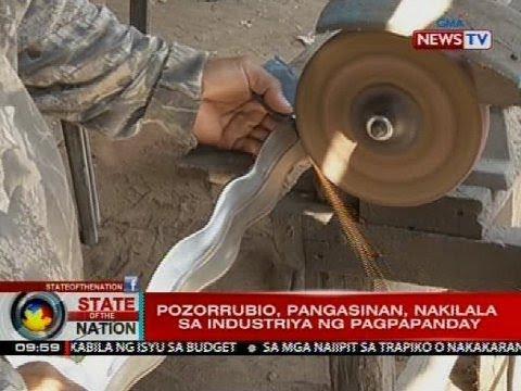 SONA: Mga Babaeng Magkakamag-anak, Negosyo Ang Pagpapanday Sa Pozorrubio, Pangasinan