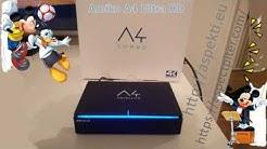 Amiko A4 Ultra HD