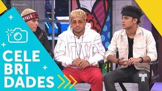 ¡Los chicos de CNCO responden las preguntas de sus fans!   Un Nuevo Día   Telemundo