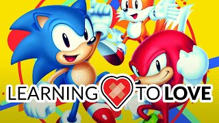 Learning to Love Sonic Mania