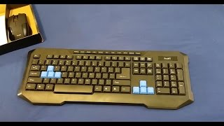 review inland proht 2 4ghz wireless gaming keyboard and mouse