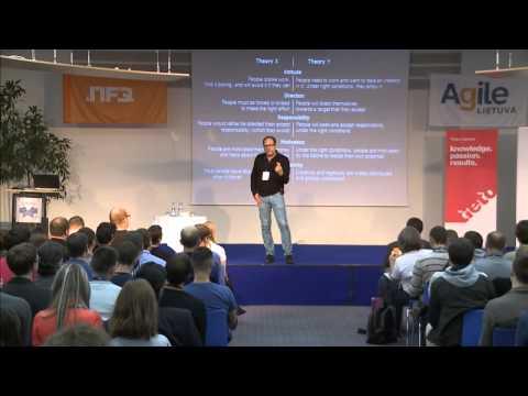 Opening keynote: Niels Pflaeging - Bye-bye Management!