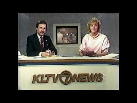 KLTV TV 7 id montage 1984 1985 1991 2007 (Tyler/Longview, TX ABC)