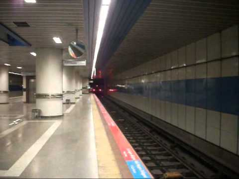 stanbul metro a stanbul 39 un metro hatlar m1 m2 m3 m4 youtube. Black Bedroom Furniture Sets. Home Design Ideas