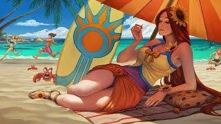 Skin Leona Bain de Soleil ►League of Legends