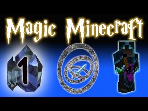 Minecraft Ars Magica - Arcane Empowerment! #1