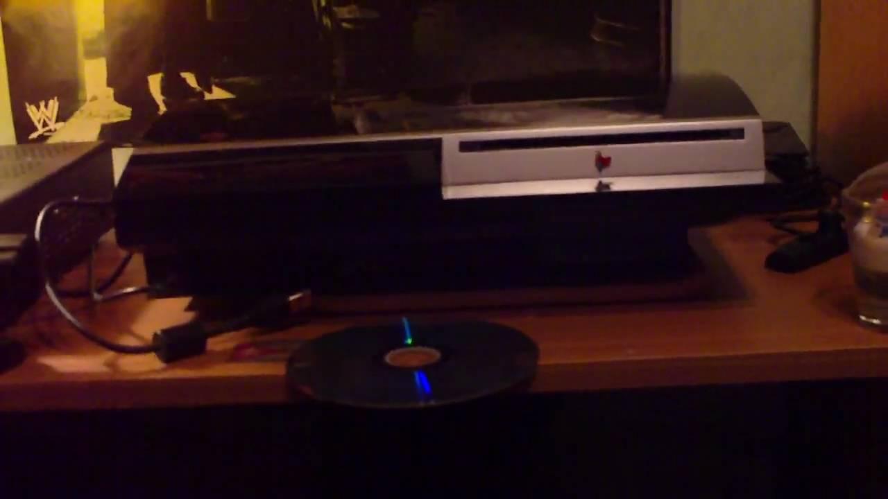 PS3 Lüfter zu laut Problem - PS3 Fan Test (40 GB Modell Sony) Tipps ...