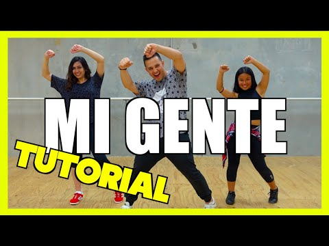 MI GENTE - J. Balvin & Willy William Dance TUTORIAL 🖖 Jayden Rodrigues