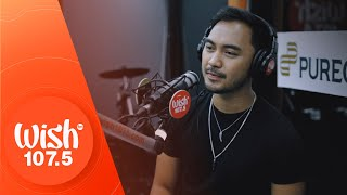 "Mark Carpio performs ""Di Na Bale"" LIVE on Wish 107.5 Bus"