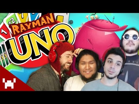 THE MOST ILLEGAL MURDER! (UNO Rayman DLC Multicam w/ Ze, Chilled, GaLm, & Smarty)