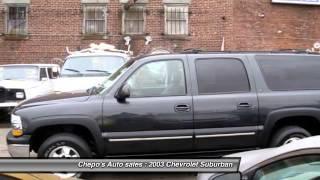2003 Chevrolet Suburban 1500 Newark NJ 07104