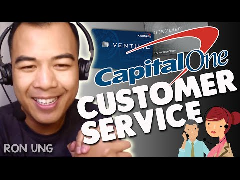 CapitalOne Credit Card | How To Speak To Customer Service And Delivery (Part 2)