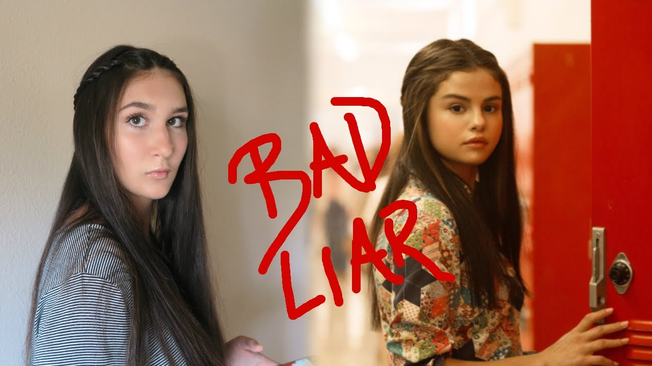 Selena Gomez- Bad Liar Music Video
