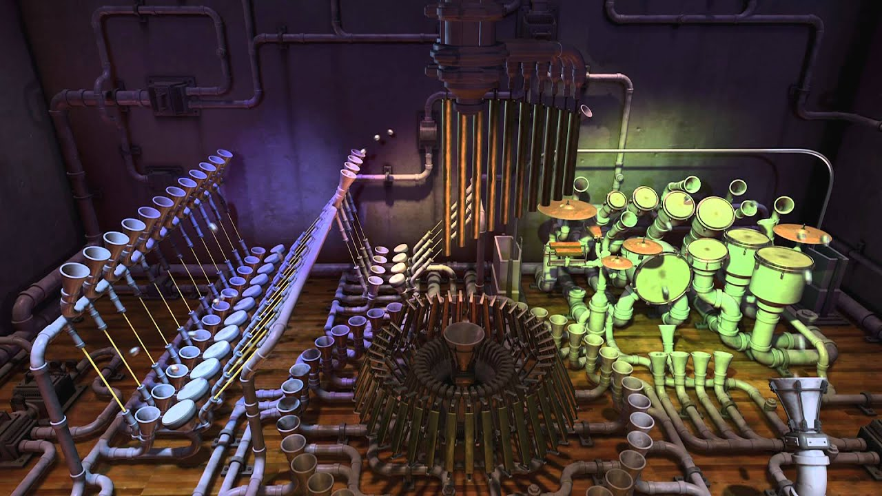 Animusic HD - Pipe Dream 2 (1080p) - YouTube