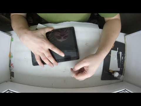 Планшет Prestigio Grace PMT3201 4G D Замена сенсора