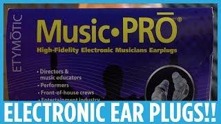 Etymotic ER20XS & Music PRŌ Hands-on