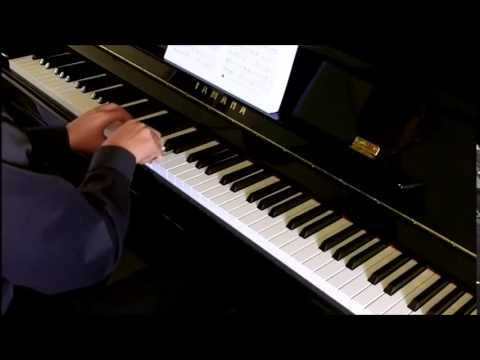 Faber Piano Adventures Performance Book Level 4 No.9 Greensleeves (P.20)