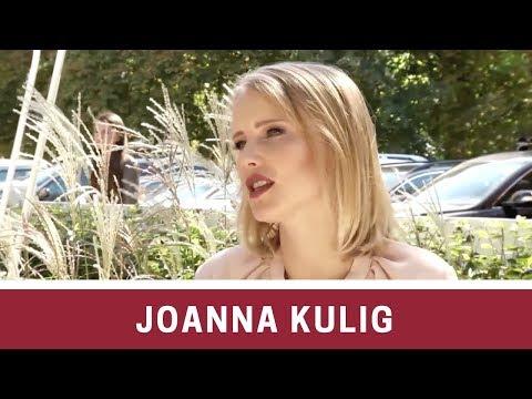 EGO MAGAZINE: wywiad z Joanną Kulig  (Zbrodnia)