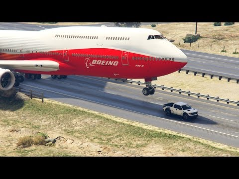 GTA5 - Giant Air Plane