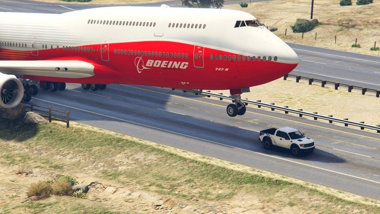 GTA5 - Giant Air Plane
