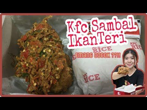 KFC RASA SAMBAL TERI ALA NENG ELI