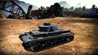 War Thunder CBT - German tanks totally aren