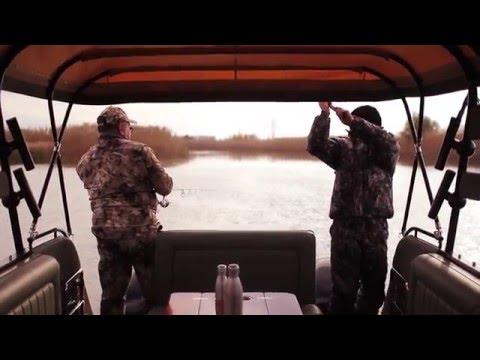 Спецтехника для рыболовов