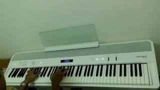 望春風 / Longing for the Spring Breeze (Piano Solo)