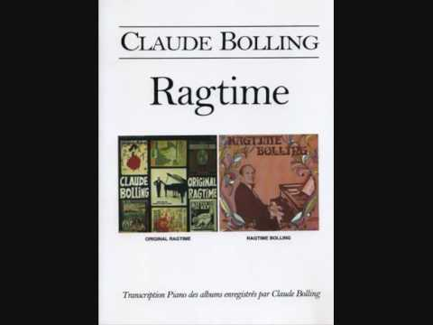 Piano Claude Bolling - Ragtime Boogie Woogie Jazz Classics - Tea For Two
